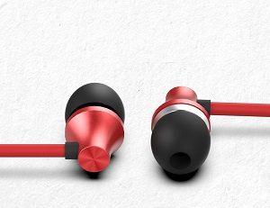 WI 80 wired in ear earphones